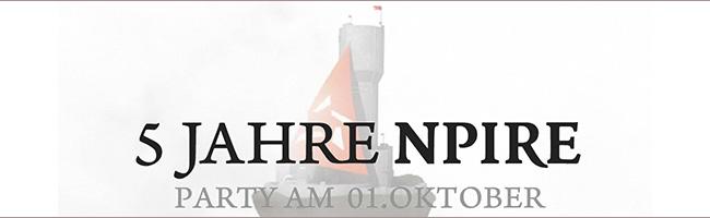 NPIRE wird 5 –Gratulation!
